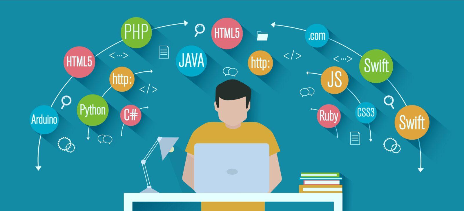 Programming languages.