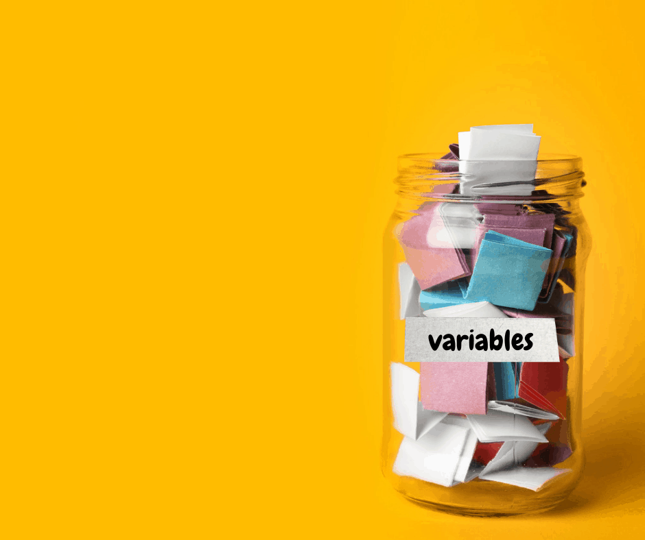 Variables coding