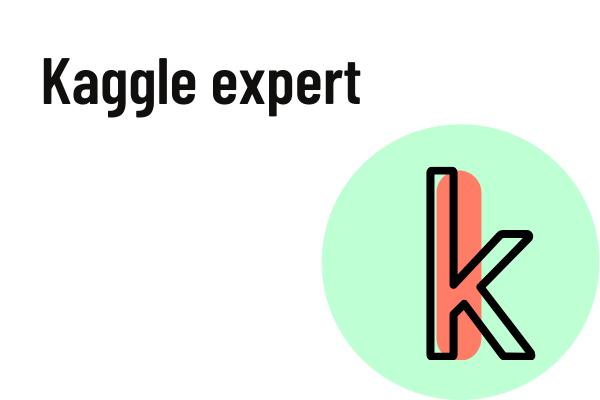 Kaggle Expert